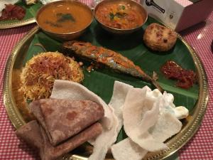 SBOW thali